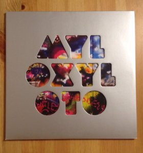 Coldplay - Mylo Xyloto виниловая пластинка