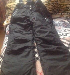 Штаны от горнолыжного костюма .