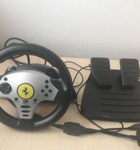 Руль DVTech WD 202 Mad Rider ( PS2 )