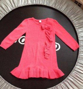 Вязаное платье р86-92