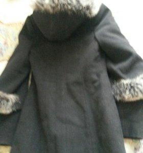 Продам пальто б/у