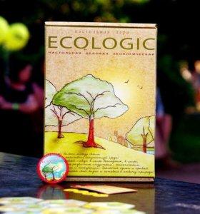 Настольная игра Ecologic