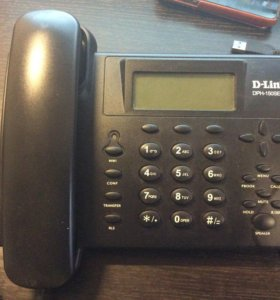 IP телефон d-link DPH-150SE