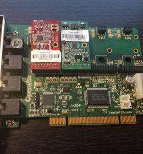 OpenVox A400P 1FXO 1FXS PCI