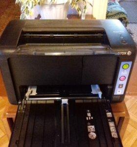 Принтер Xerox Phaser 3010 монохромный лазерный при