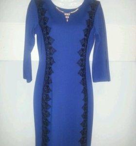 Платье-футляр, новое, Турция, р-р 42, 46.