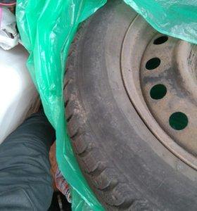 Зимняя резина с дисками