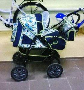 Продаю детской коляски 2в1.