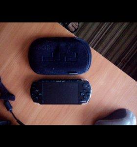 PSP-3000 прошитая с картой памяти