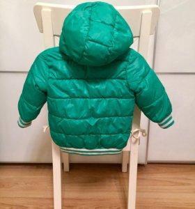 Куртки зимние для мальчика