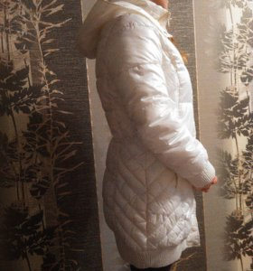 Женский пуховик зимний