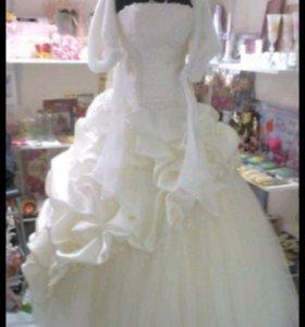 Срочно!!! Свадебное платье. Доставка бесплатная