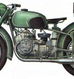 Запчасти на тяжелые мотоциклы б.у