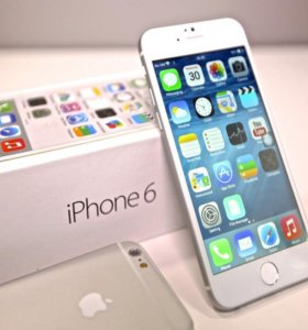 IPhone 6.16. silver