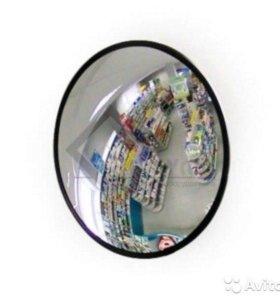 Зеркало для обзора слепой зоны.