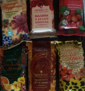 Мыло: ЗНОЙНЫЙ МАРРАКЕШ , малина и белый шоколад ,