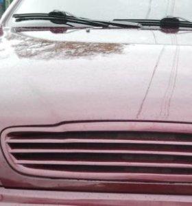 Решетка радиатора Chevrolet/Daewoo/Zaz Lanos