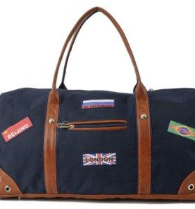 Новая сумка-саквояж
