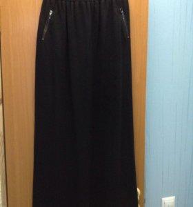 Юбка Reserved черного цвета