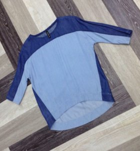 Рубашка джинсовая Reserved