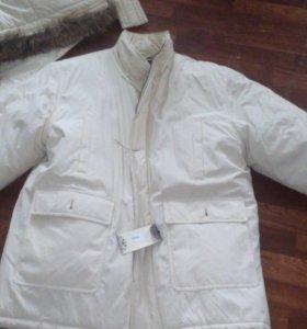 Куртка зимняя. Новая, очень теплая