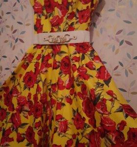 Новое красивое платья