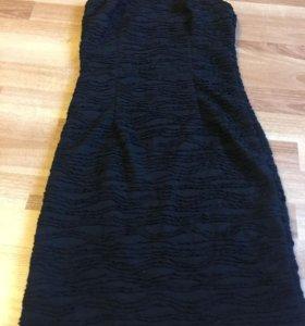 Новое черное платье 44-46