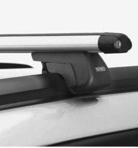 Аэродинамический багажник NORD Integra 1 на Subaru