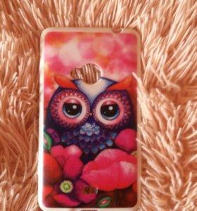 Чехол Nokia Lumia 625
