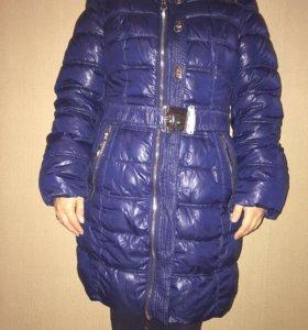 Куртка зимняя размер 48 XL