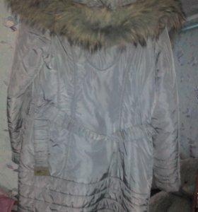 Курточка, зимняя