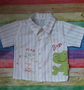 Рубашка 68-74
