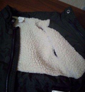 Осенняя куртка HM