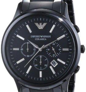 Новые, оригинальные мужские часы Armani Ceramica