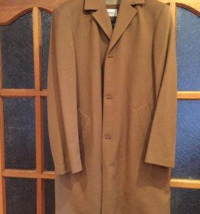 Пальто мужское cacharel кашемир
