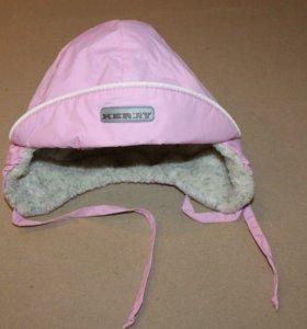 Теплая непромокаемая шапка для детей Kerry