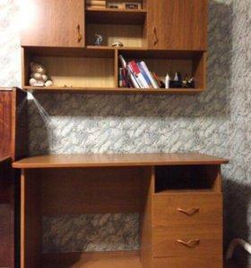 Письменный стол с шкафчиком