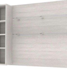 Стеновая  панель (навесная полка)