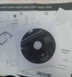 Dell Установочный диск