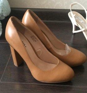 Туфли на 36-37 размер