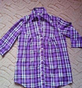 Рубашка женская👚