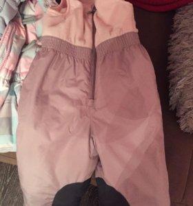 Зимний штаны рост 86