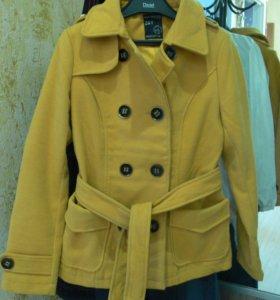 Пальто осень -весна