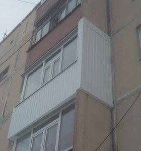 Утепление Стен. Балконов. (Квартир в целом.)