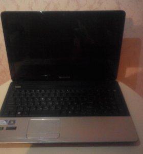 Ноутбук+зарядное устройство