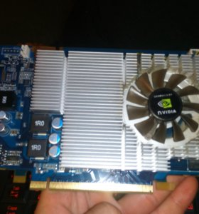 GeForce 9600GS 768MB Видеокарта