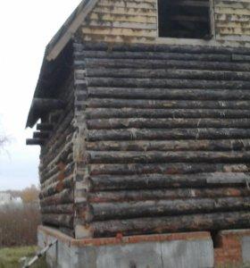 Не достроеный дом
