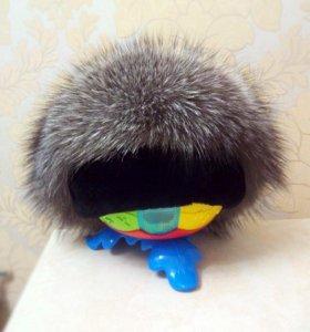 Новая зимняя шапка Орбита Серебро