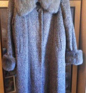 Пальто 58-60 р