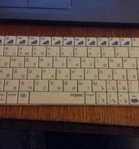 Bluetooth клавиатура для планшета и телефона